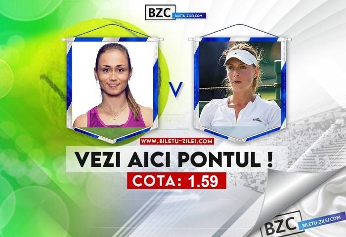 Aleksandra Krunic – Ana Bogdan ponturi pariuri 04.08.2021