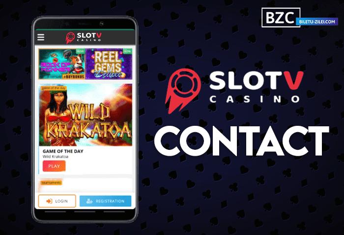 SlotV contact
