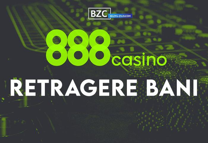 888 Casino retragere bani – cum se face!
