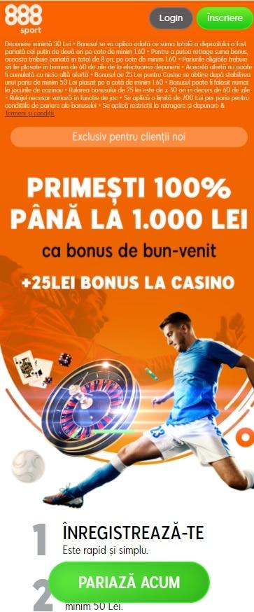 888sport inregistrare cont