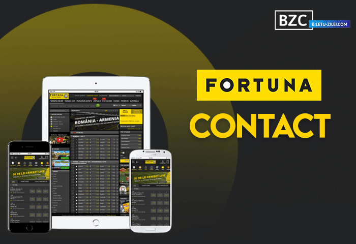 Fortuna bet contact