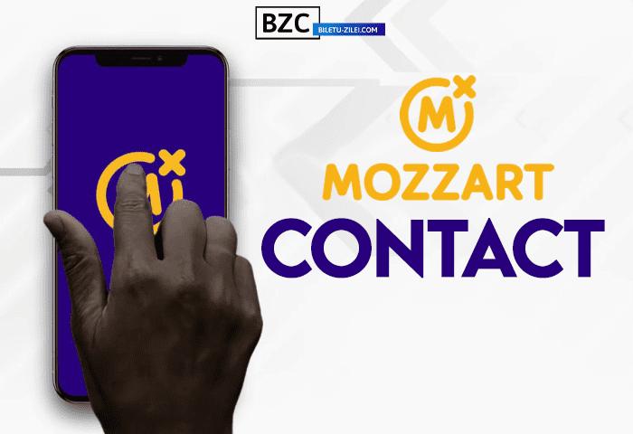Mozzart contact