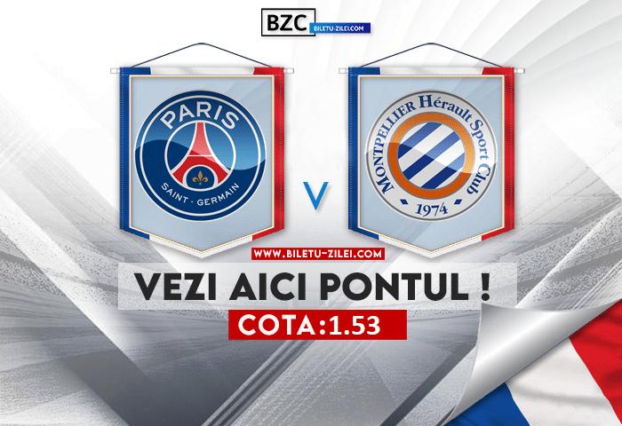 PSG – Montpellier ponturi pariuri 25.09.2021