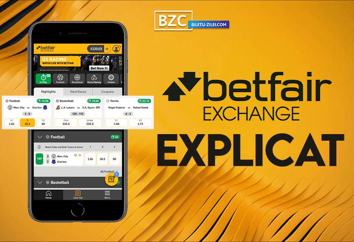 betfair exchange explicat