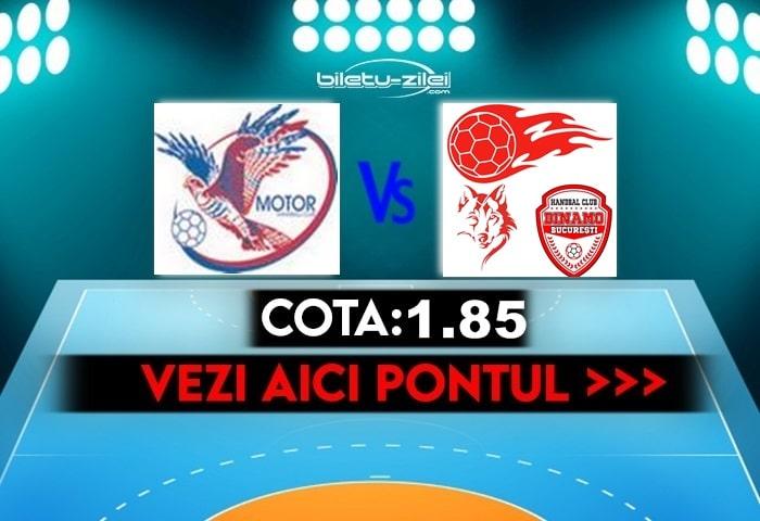 Motor – Dinamo Bucuresti ponturi pariuri 21.10.2021