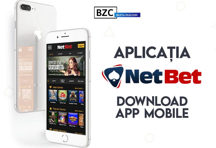 Aplicație Netbet Casino – download app mobile