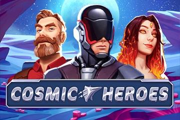 cosmic heroes slot