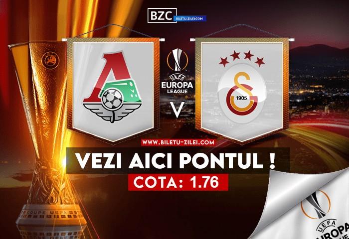 Lokomotiv Moscova – Galatasaray ponturi pariuri 21.10.2021