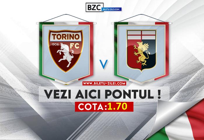 Torino – Genoa ponturi pariuri 22.10.2021