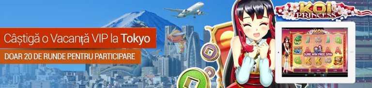 Castiga o excursie la Tokyo sau zeci de premii in bani