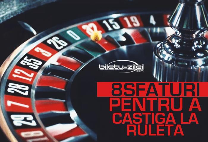 Strategii cum să câștigi la ruletă – sfaturi utile