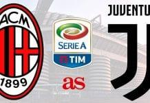 AC Milan – Juventus – ponturi pariuri Italia Serie A – 11 noiembrie 2018 1