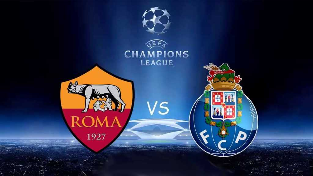 , AS Roma vs Porto ponturi pariuri – Liga Campionilor – 12 februarie 2019