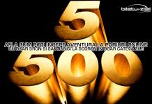Afla cum poti incepe aventura la pariuri online cu doar 5 lei si sa ajungi la 500 lei in doar cateva zile