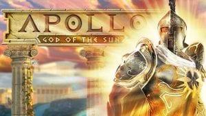 Apollo god of the sun slot video