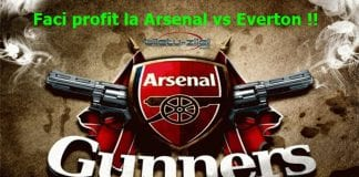 Arsenal Everton 1