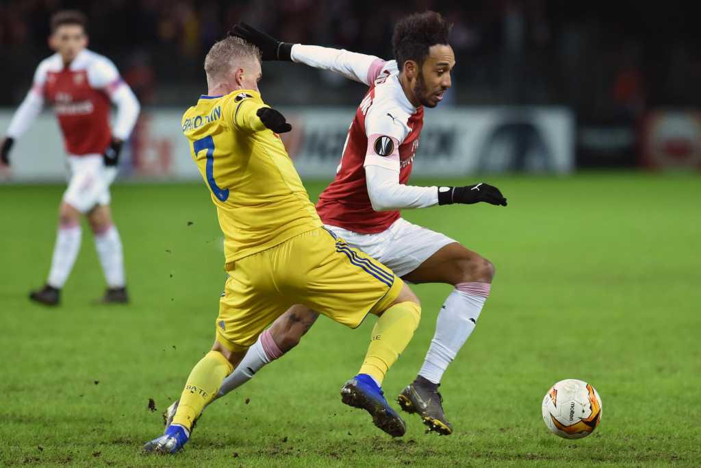 arsenal vs bate - photo #2