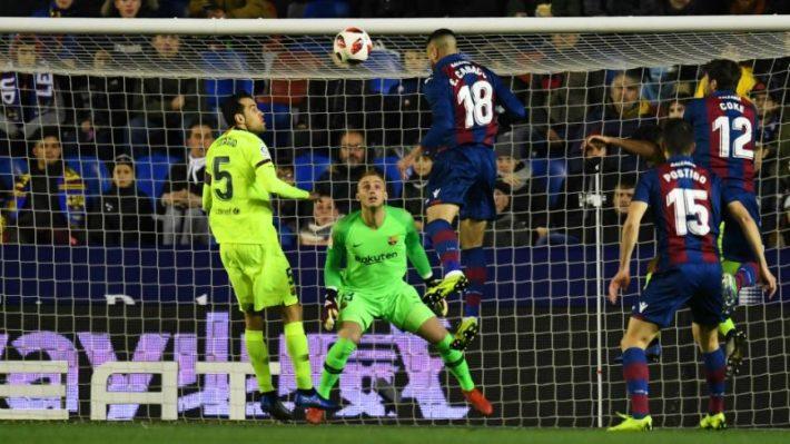 Barcelona – Levante – ponturi pariuri Cupa Spaniei – 17 ianuarie 2019