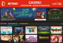 Betano casino – prezentare jocuri si bonusuri