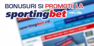 Bonusuri si promotii la Sportingbet