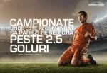 Campionate de fotbal recomandate sa joci peste 2.5 goluri