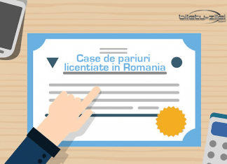 Case de pariuri licentiate in Romania