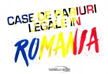 Case de pariuri online legale in Romania