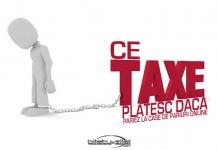 Ce taxe platesc daca pariez la case de pariuri online