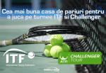Cea mai buna casa de pariuri pentru a juca pe turnee ITF si Challenger