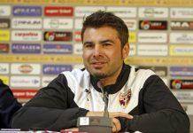 Concordia FC Voluntari Adrian Mutu este in fata primului meci ca antrenor