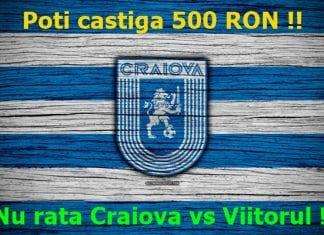 Craiova Viitorul cota 50