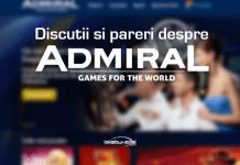 Discutii si pareri despre Admiral