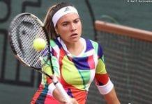Elena Ruse Tereza Martincova Ponturi tenis WTA Taipei 13.11.2018