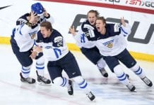 Finns celebrate