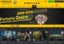 Fortuna casino prezentare jocuri si bonusuri