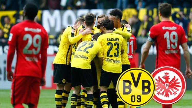 Frankfurt Dortmund ponturi pariuri - Germania Bundesliga - 02 februarie 2019 1