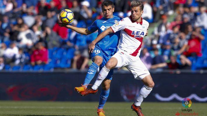 Getafe – Alaves – ponturi pariuri Spania La Liga – 18 ianuarie 2019