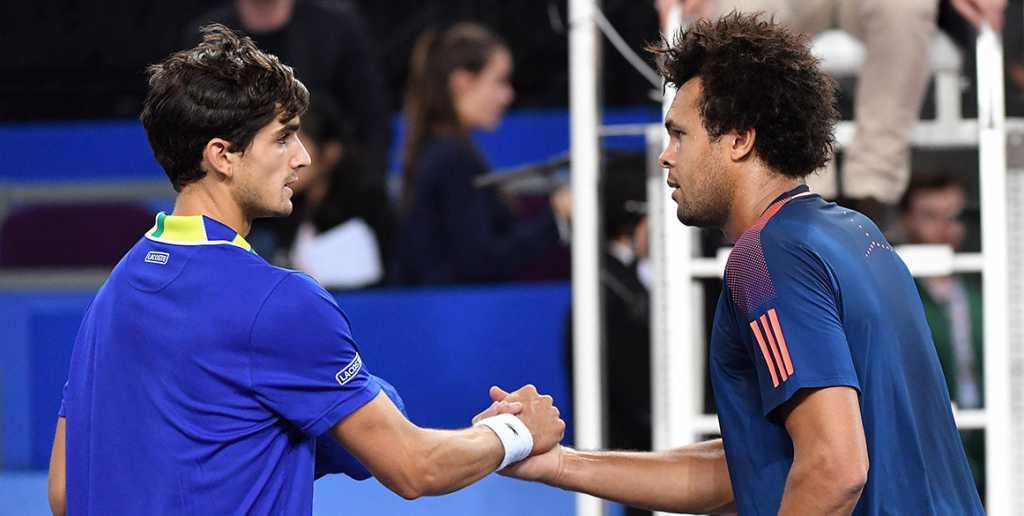 Jo-Wilfried Tsonga Pierre-Hughes Herbert ponturi pariuri - ATP Montpellier - 10 februarie 2019 1