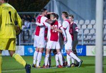 Jong Ajax Amsterdam FC Den Bosch