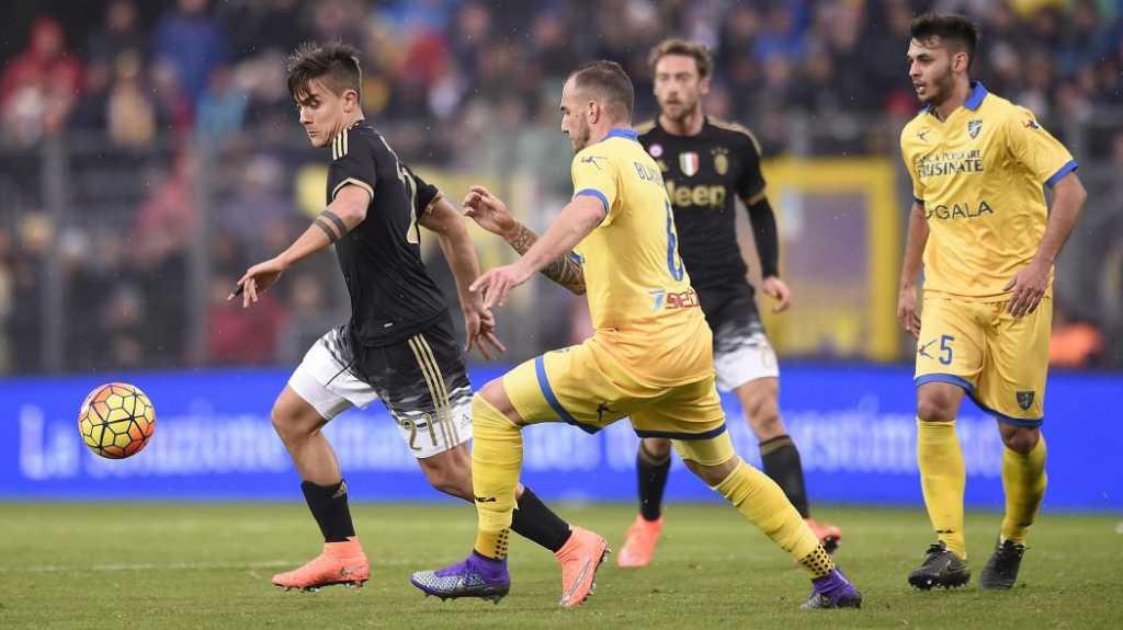 Juventus vs Frosinone ponturi pariuri – Italia Serie A – 15 februarie 2019 1