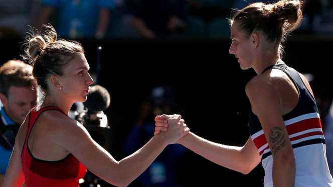 Karolina Pliskova Simona Halep ponturi pariuri - Fed Cup - 10 februarie 2019 1