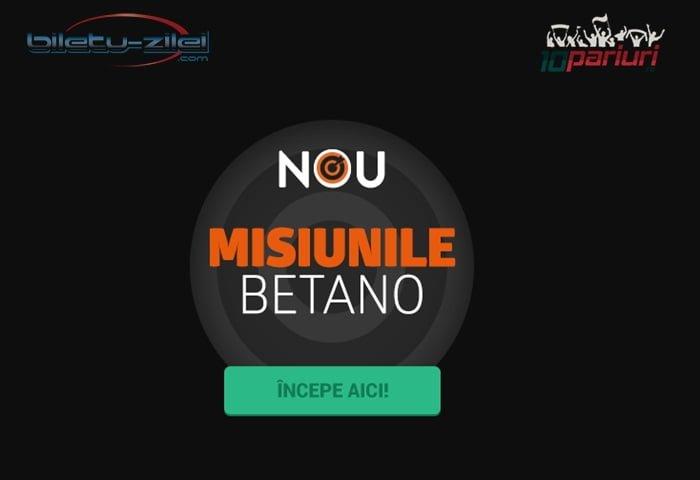 Misiunile Betano