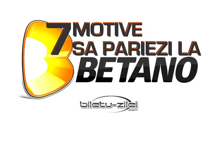 Motive sa pariezi la Betano