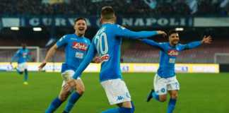 Napoli – Lazio – ponturi pariuri Italia Serie A – 20 ianuarie 2019