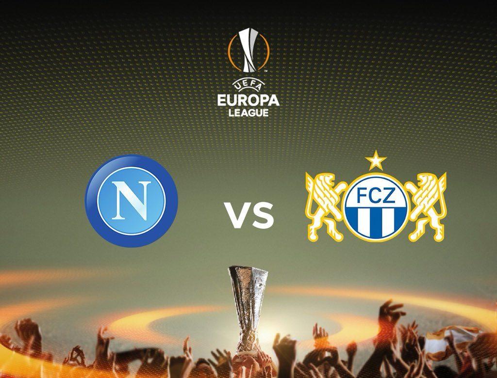 Napoli vs Zurich ponturi pariuri – Europa League – 21 februarie 2019 1