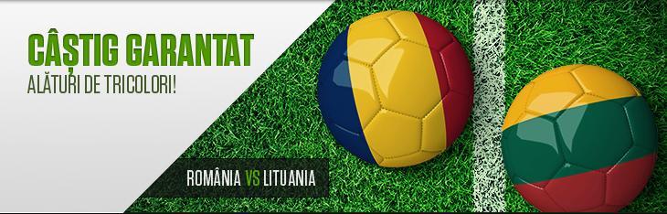 Netbet - Romania vs Lituania