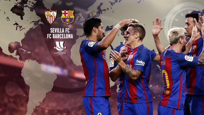 Nu rata Pariaza la cota 25.0 pe gol marcat la Sevilla Barcelona