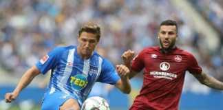 Nurnberg Hertha Berlin ponturi Germania Bundesliga