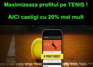 Pariaza LIVE la Unibet pe Swedish Open si vei putea castiga cu 20 mai mult