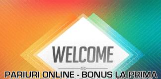 Pariuri online bonus la prima depunere sau pariu fara risc ce oferta de bun venit este mai atractiva 1